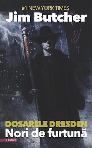 DRESDEN FILES #1, Nori de furtună, de Jim Butcher, în traducerea Anei Veronica Mircea