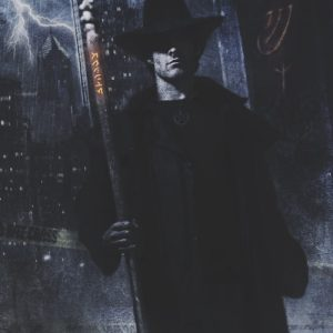DRESDEN FILES #1, Nori de furtună / coperta 1